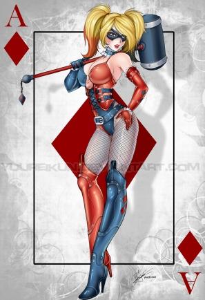 Harley Quinn DA
