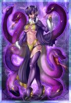 Snake Queen DA